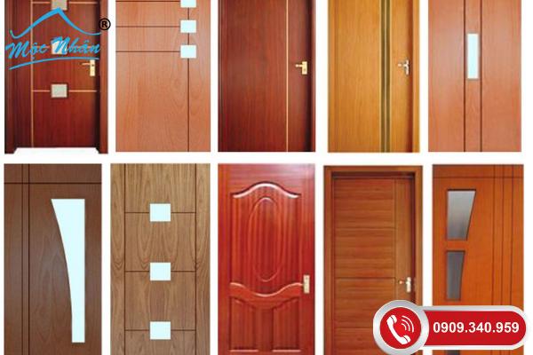 Nên sử dụng cửa gỗ công nghiệp hay cửa gỗ tự nhiên.
