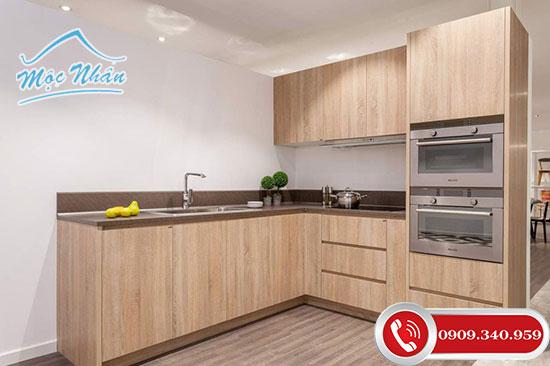 Tủ bếp gỗ Laminate có tốt không và cách chọn