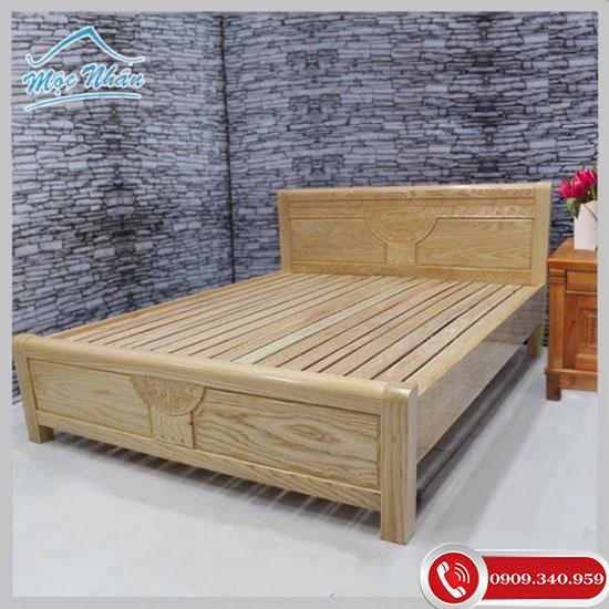 Vì sao nên chọn giường ngủ gỗ sồi ?