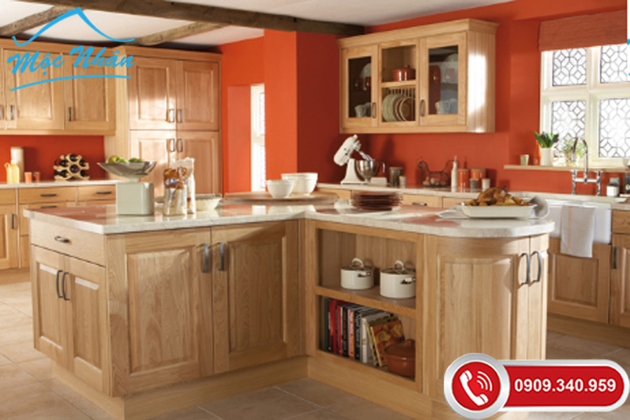 Bí quyết từ kinh nghiệm đóng tủ bếp gỗ chỉ một số người mách bạn.