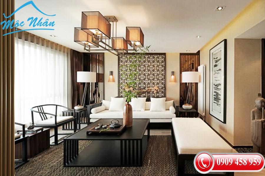 Xu hướng nội thất căn hộ chung cư cao cấp, hiện đại, đẹp lớn nhỏ
