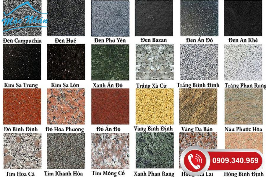 Báo giá các loại mặt đá tủ bếp đẹp cao cấp giá rẻ hiện nay
