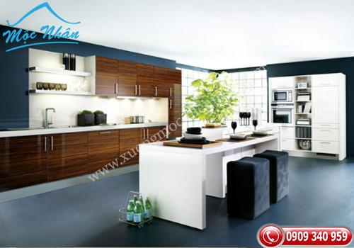Tủ bếp gỗ Acrylic ACL0679