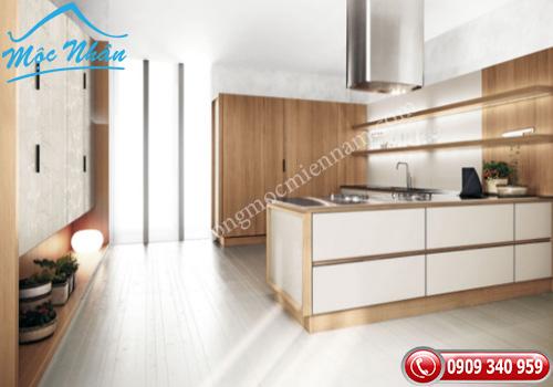Tủ bếp gỗ melamine TBM 50