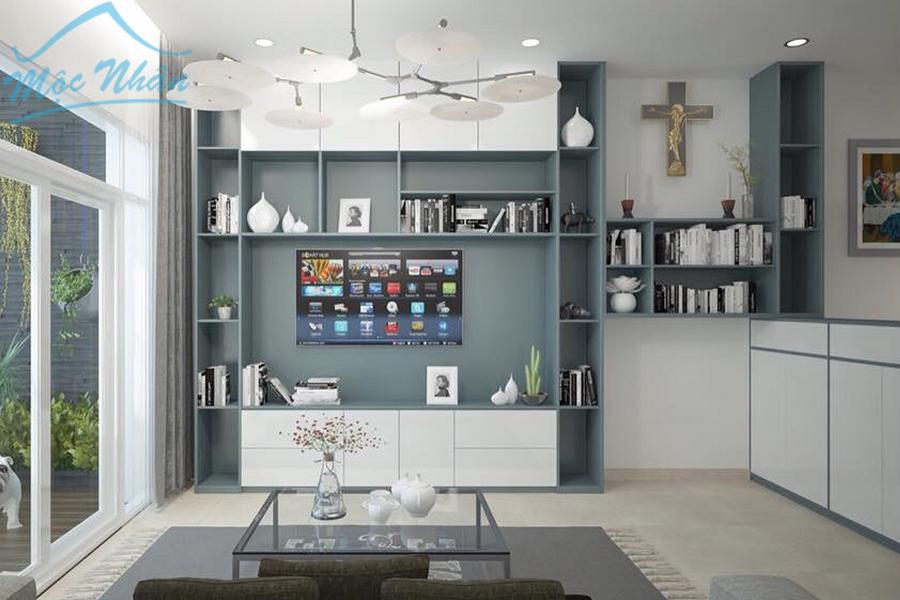 Thiết kế nội thất căn hộ cao cấp quận Bình Thạnh