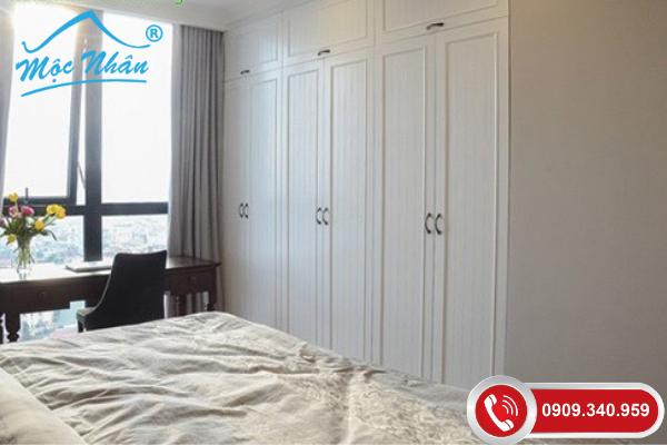 Nội thất phòng ngủ tân cổ điển PNTCD09355