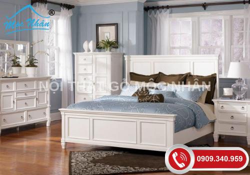 Nội thất phòng ngủ tân cổ điển PNTCD09361