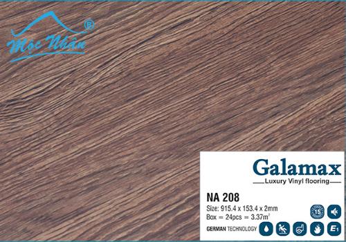 Sàn Nhựa Galamax NA208_2mm