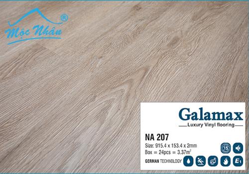 Sàn Nhựa Galamax NA207_2mm