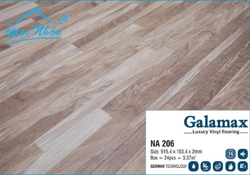Sàn Nhựa Galamax NA206_2mm