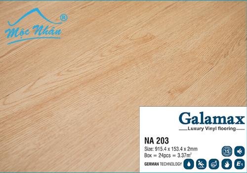 Sàn Nhựa Galamax NA203_2mm