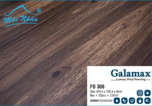 Sàn Nhựa Galamax FO 308_3mm