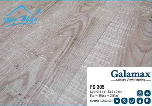Sàn Nhựa Galamax FO 305_3mm