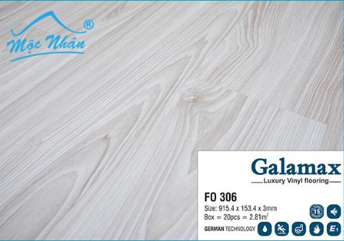 Sàn Nhựa Galamax FO 306_3mm