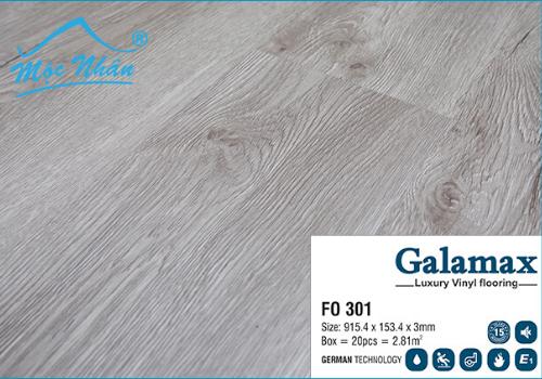 Sàn Nhựa Galamax FO 301_3mm