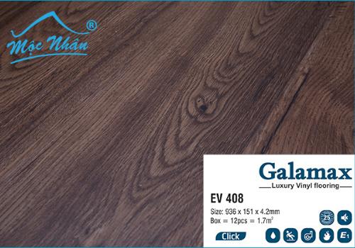 Sàn Nhựa Galamax EV408_4.2mm