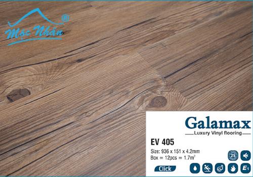 Sàn Nhựa Galamax EV405_4.2mm