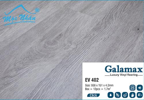 Sàn Nhựa Galamax EV402_4.2mm