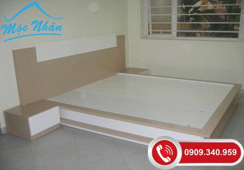 GIƯỜNG NGỦ GỖ MDF GN58506
