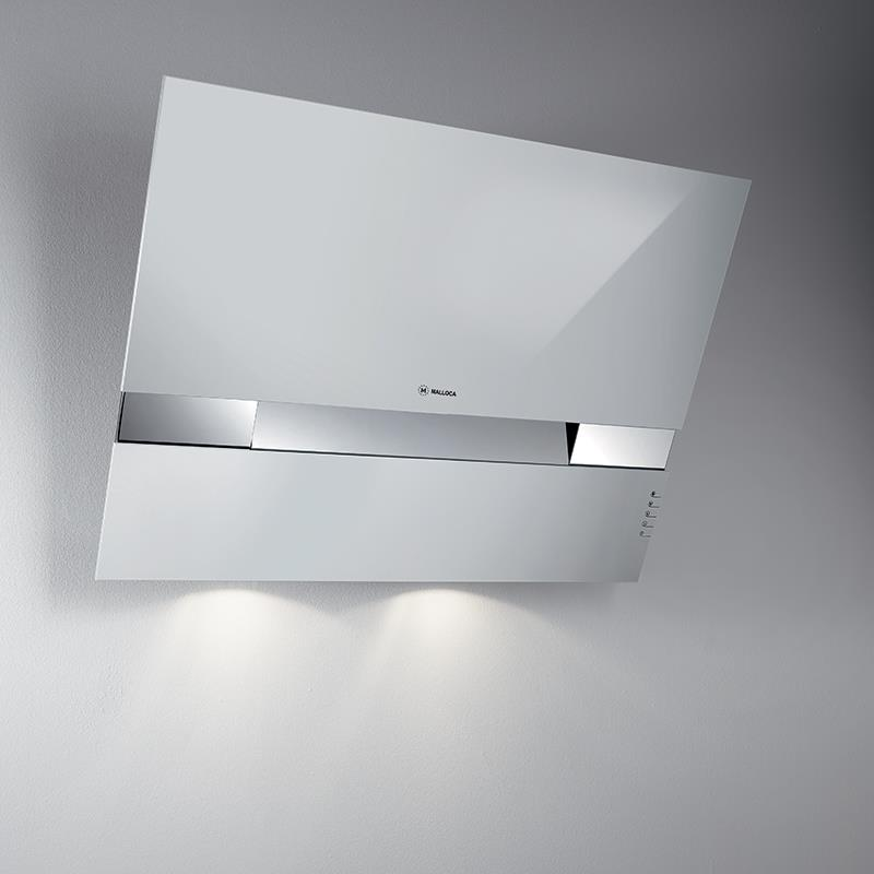 Máy hút khử mùi áp tường KITE WHITE-K200W