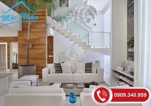 Thiết kế nội thất căn hộ LUXURY