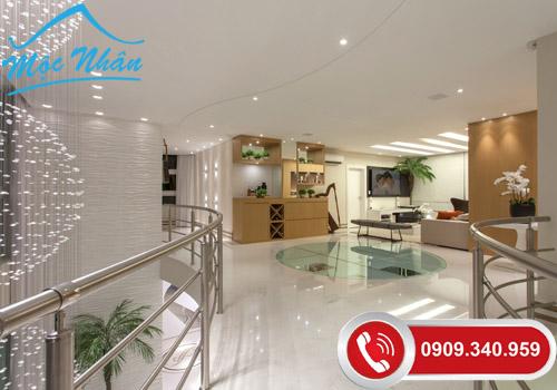 Thiết kế nội thất căn hộ BRAVE