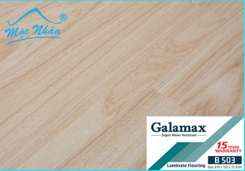 SÀN GỖ GALAMAX B503_12MM