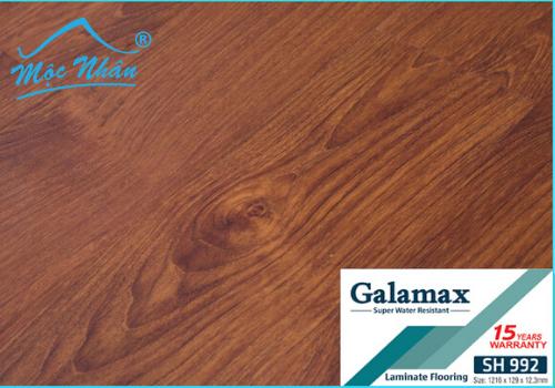 SÀN GỖ GALAMAX SH992_12MM