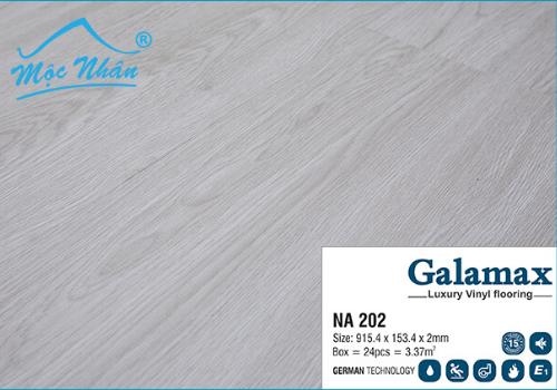 Sàn Nhựa Galamax NA202_2mm