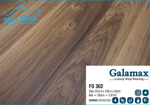 Sàn Nhựa Galamax FO 302_3mm