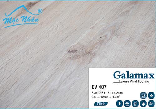 Sàn Nhựa Galamax EV407_4.2mm
