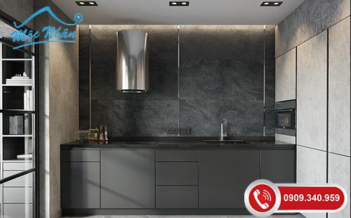 Tủ bếp gỗ melamine TBM 47